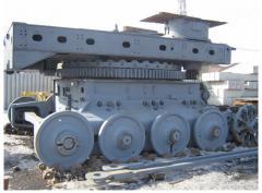 Оборудование горно-рудное