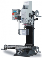 The desktop milling machine on Opti BF20