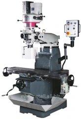 The universal milling machine on Opti MF2 Vario