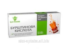 Succinic acid, 80 tablets x 0,2