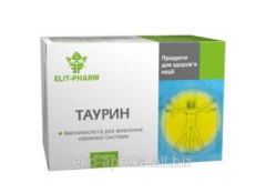 Tablets Taurine of Bioaktiv No. 50, 50 of pieces