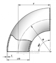Branch corrosion-proof 219х10
