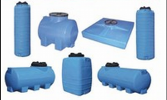 Tanks for water