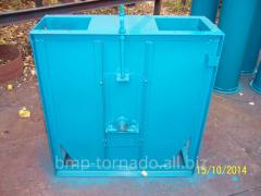 Conveyor kovshovy vertical TKB-20/01