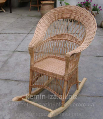 """Chairs from a rod the """"Royal"""","""