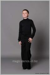 Golf for boys art.937 Trousers for dances art.901