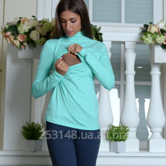 Golf for the feeding mothers, mint, the size S