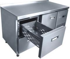 Холодильный стол для пиццы, оборудование