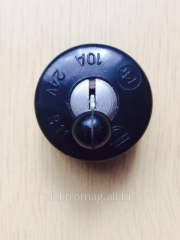 El interruptor V11 10А 24В
