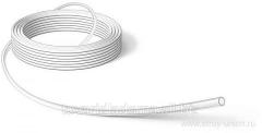 The PVC tube food Internal diameter is 4 mm