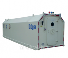 Shelters and saving Dräger cameras