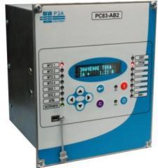 PC83 series RZA microprocessor devices