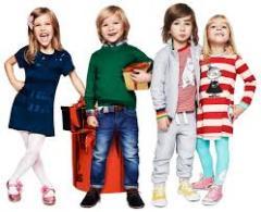 Детская одежда производства Украина, Польша,