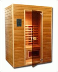 Double IK Sauna
