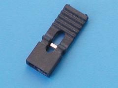 Jumper of gilded 14 mm, step of 2,54 mm of MJ-H