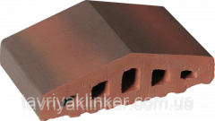 Profile brick for a protection the Mysterious