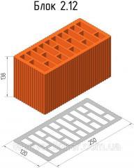 Блоки керамічні