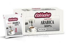 Coffee in monodoses of Espresso Arabica 100