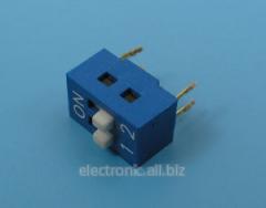 DIP SWD1-2 switch