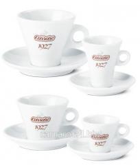 "Coffee ware of ""Carraro"""