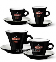 "Coffee ware of ""Carraro"""