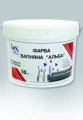 Фарба ВАПНЯНА ( 5 л )