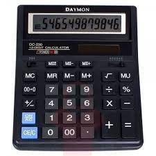Daymon DC-230 calculator