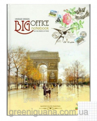 Book of office A4 120 sheets 122258