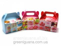 Boxes packing 12 / unitary enterprise of 15х9х10