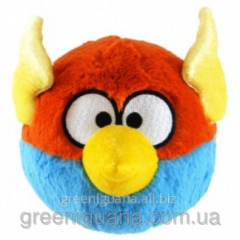 Angry birds space soft toy (birdie blue,