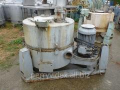 B \at the drum U2157-9 centrifuge