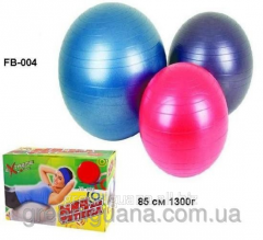 Ball for fitness, 1300 of big FB-004
