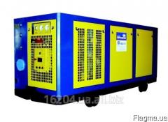 Installation compressor UKVSh-5/7,  UKVSh-7,...
