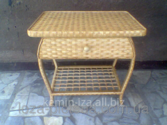 Little table for manicure original of rod, table