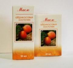 Oil of Apricot Stones of 50 ml