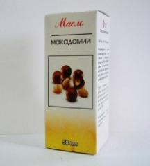 Oil of the Macadamia of 50 ml