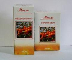 Oil Sea-buckthorn 50 ml