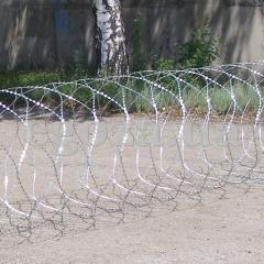 The fidget Kayman 900/7 Spiral barrier of SBB from