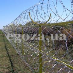 Protection fences Fidget. SBB the Fidget the