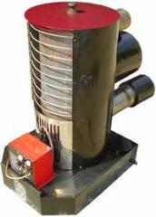 Heater air on the fulfilled AOZh-10 U3 oil