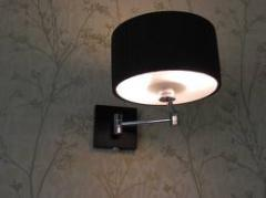 Lamps, chandeliers, illuminants, sconce,