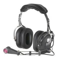 Гарнитура для связи пилотов (headsets)