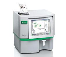 Flowing tsitrometra of CyFlow SL-3 CyFlow Counter