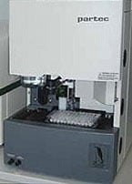 Station of automatic sample preparation and