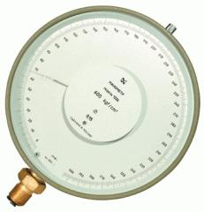Manometer model MO1227 manometer deformation