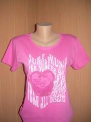 Женская футболка, Одежда трикотажная .Трикотаж от производителя, Майки трикотажные, футболки в Комсомольске.