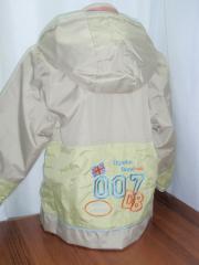 Куртки для девочек, детские куртки от производителя, детские куртки оптом, модель 807, 2