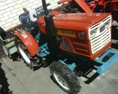 Мини-трактор YANMAR YM1510D 4WD