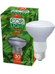 Рефлекторные лампы накаливания Ecolight, Лампы
