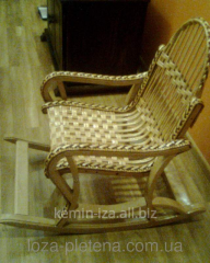 The children's rocking-chair